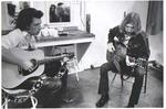 duane & john hammond backstage.1970.