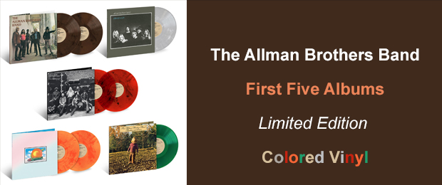 ABB First Five on Vinyl